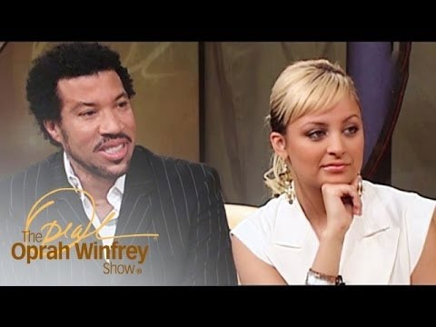 Nicole Richie on Being Famous for Being Rich and Famous - The Oprah Winfrey Show