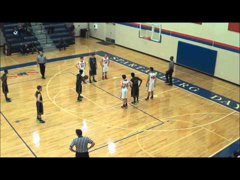 Highlights vs Spartanburg Day School - 01/15/2014