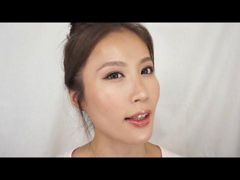 Celeste Wu 大沛 | 光澤肌健康膚色妝容分享