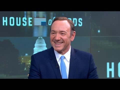 Kevin Spacey Interview 2014: Actor Is Back in 'House of Cards' Season 2