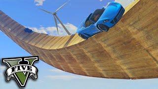 GTA V Online: WALLRIDE de MADEIRA com o 811!