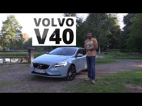 Volvo V40 2 0 T4 190 Km 2016 Test Autocentrum