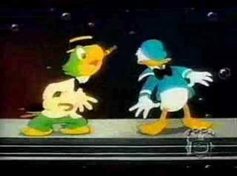 Donald Duck - Blame It on the Samba Video