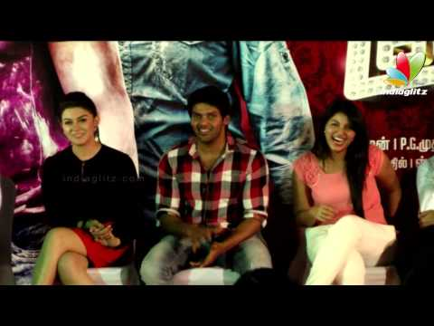 Arya talks about his relationship with Nayantara | Also about...