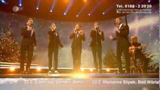 The Overtones- Last Christmas