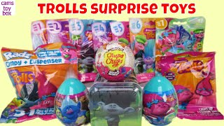 Dreamworks TROLLS Surprise Toys Blind Bags 1 2 3 4 5 6 7 Series Opening Fun Kids