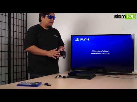 พรีวิว+แกะกล่อง Sony PlayStation 4 โดย SiamTab.com