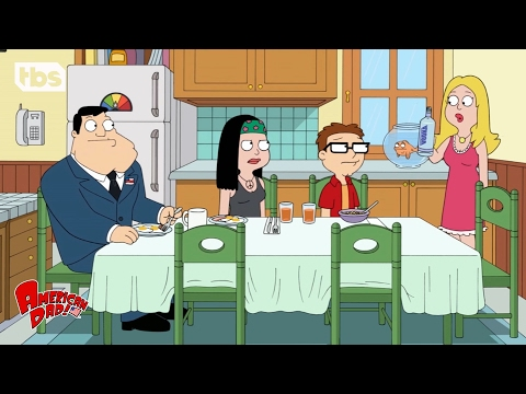 Sexy Aunt Visit | American Dad | Tbs video