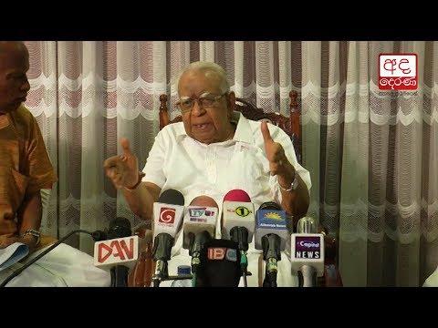 r. sampanthan reveal|eng