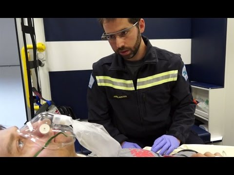 Using Google Glass for pre-hospital care enhancement