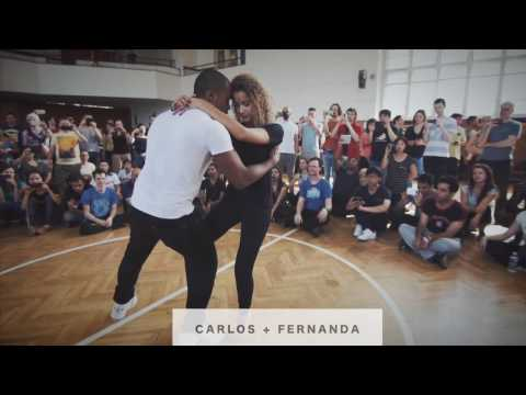 Carlos and Fernanda Zouk Demo at PZC 2017