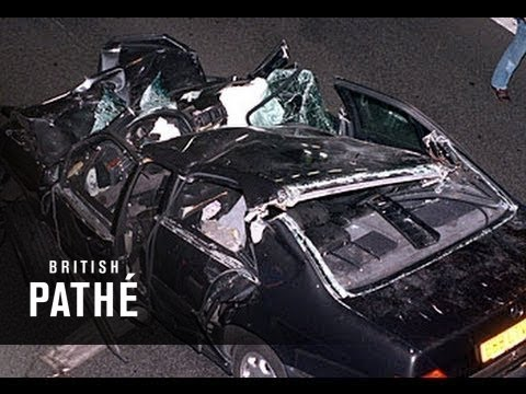 Princess Diana Death - A Day that Shook the World [HD]