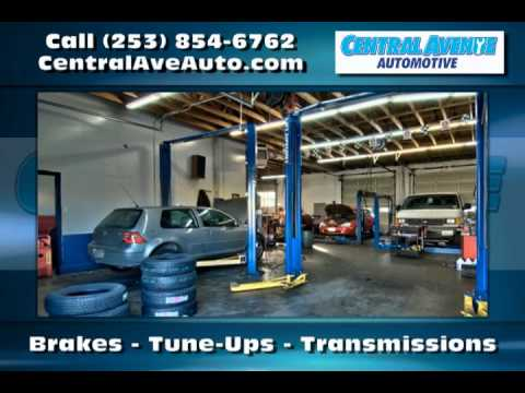 Auto Repair Kent on Auto Repair In Kent Wa   Central Avenue Automotive