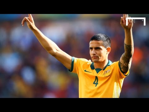 Tim Cahill: Messi is 'easy' choice for best player in the world | Goal 50