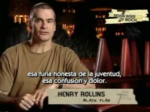 BLACK FLAG DOCUMENTAL (Spanish English) punk-hardcore