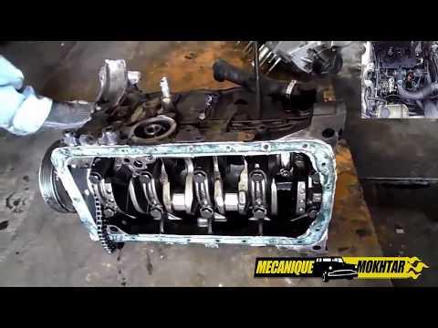Problème moteur Peugeot  MECANIQUE MOKHTAR tunisie
