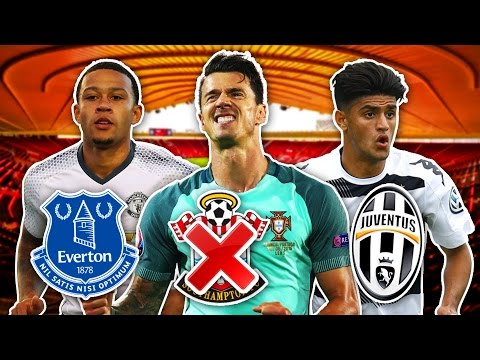 JANUARY TRANSFERS! - FONTE HANDS IN TRANSFER REQUEST, DAHOUD, DEPAY & MORE!