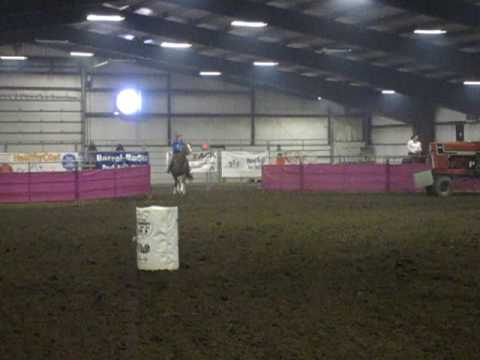 Double Galatea - Sherburn, MN Barrel Bash - 15.386 Tipped 2nd and Horrible approach to 1st