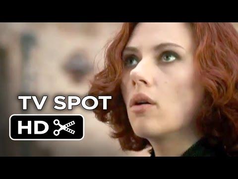 Avengers: Age of Ultron TV SPOT - May 1 (2015) - Scarlett Johansson Movie HD