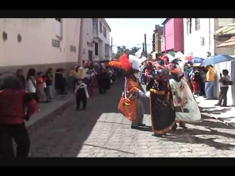 Carnaval Puebla Cuadrilla los Alamos