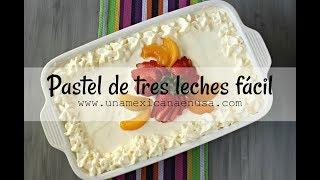 Download Lagu Pastel de tres leches fácil -  Una Mexicana en USA Gratis STAFABAND