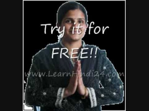 How to Learn Hindi Online - Free, Fast & Funny - Lesson 1