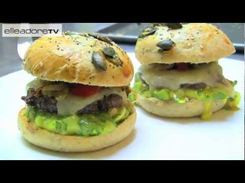 Le burger de Brice Morvent (Top Chef) / Homemade burger