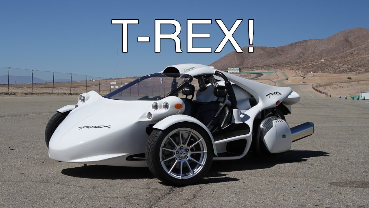 Campagna motors t rex 16s review youtube for T rex motor vehicle