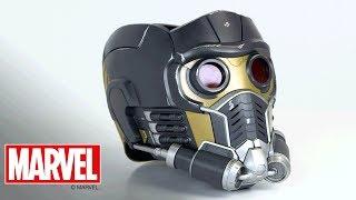 download lagu Marvel Legends - 'star-lord Electronic Helmet' Designer Desk gratis