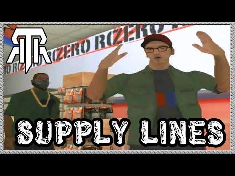 GTA San Andreas Mission → Supply lines | Como no gastar combustible