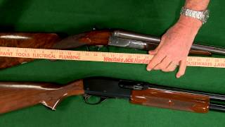 Gunsmithing - How to Tell if Your Shotgun Fits Presented by Larry Potterfield of MidwayUSA