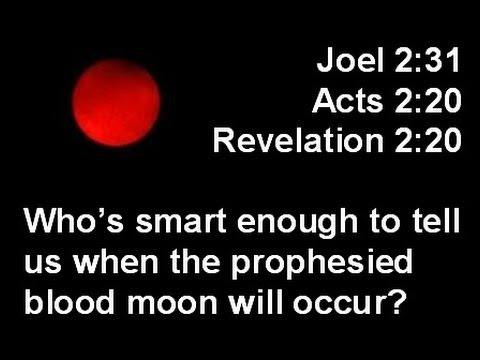 Prophecy: Blood Red Moon - Second Coming