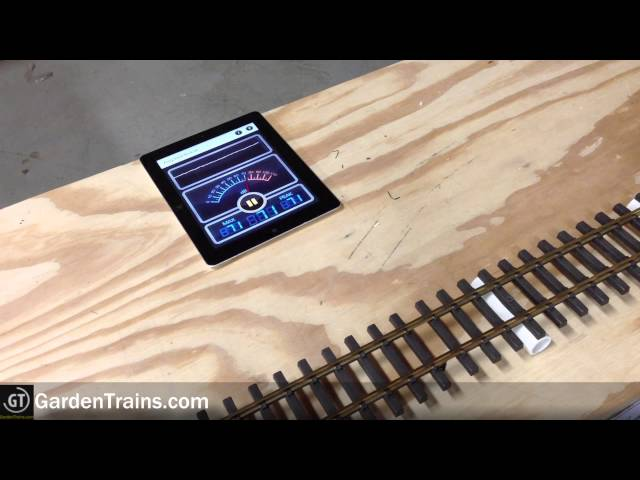 Garden Trains: #011 : Building an Indoor Large Scale Railroad : Freebie Railroad