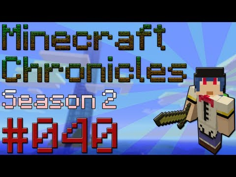 The Minecraft Chronicles S2 Part 40: The Nether Rail System 1 3