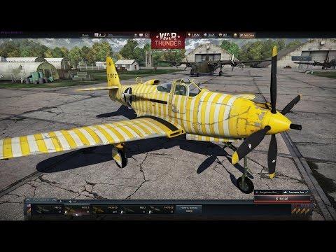 War Thunder пятничные полетушки