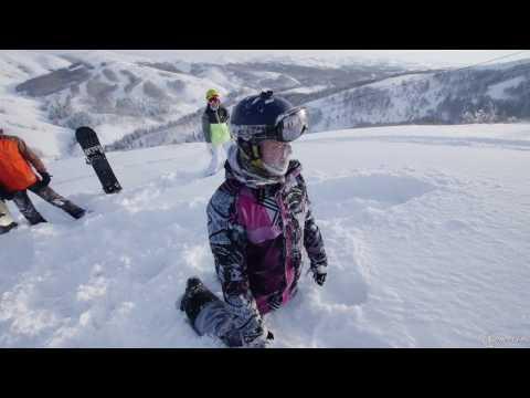 Школа сноуборда  Сезон 9 урок 5  Фрирайд. Часть 1