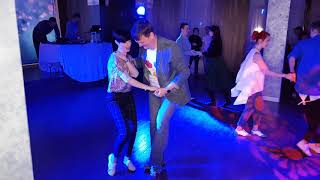 Social dancing at Salsa Night Awards 2017 Sunday night