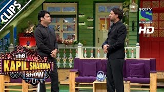 Kapil Welcomes Irrfan Khan to the show - The Kapil Sharma Show -Episode 24 - 10th July 2016