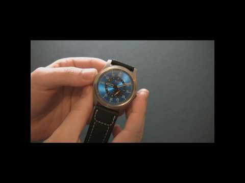 Praesto Modern Fliegeruhr Watch Review