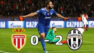 download lagu Highlights As Monaco Vs Juventus 0 2 Liga Champions gratis