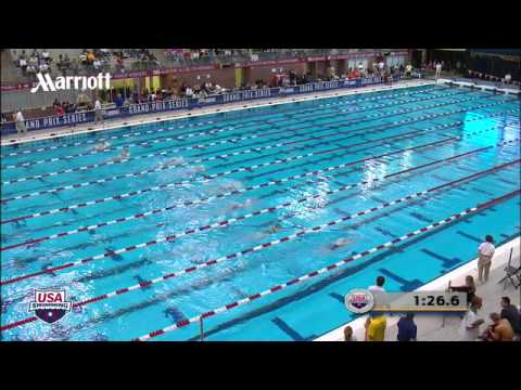 Women's 200m Breaststroke C Final - 2012 Columbus Grand Prix