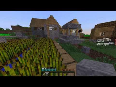 Minecraft: SUPER CRAFT BROS! Vihainen Lammas! w/Master!