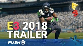 Madden NFL 19 PS4 Reveal Trailer | PlayStation 4 |  E3 2018