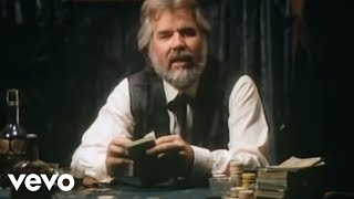 Kenny Rogers - The Gambler (Official Music Video)