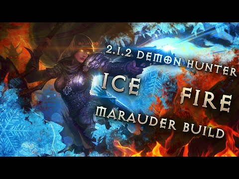 Which Is Better: Fire or Cold Build? Demon Hunter Marauder Guide (Diablo 3: Reaper of Souls)