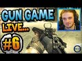 """THIS IS MADNESS!"" - Gun Game LIVE w/ Ali-A #6! - (Call of Duty: Ghost)"