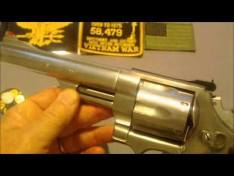 44 Magnum Review Smith and Wesson 629
