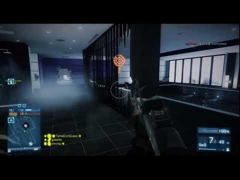 Battlefield 3 | M1014 la mejor escopeta