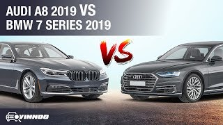 Which one is Best? 2019 Audi A8 or BMW 7 series | Vinndo