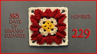 365 Days of Granny Squares Number 229